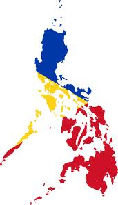 PhilippinesMapFlag