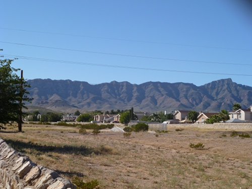 Franklin Mountains